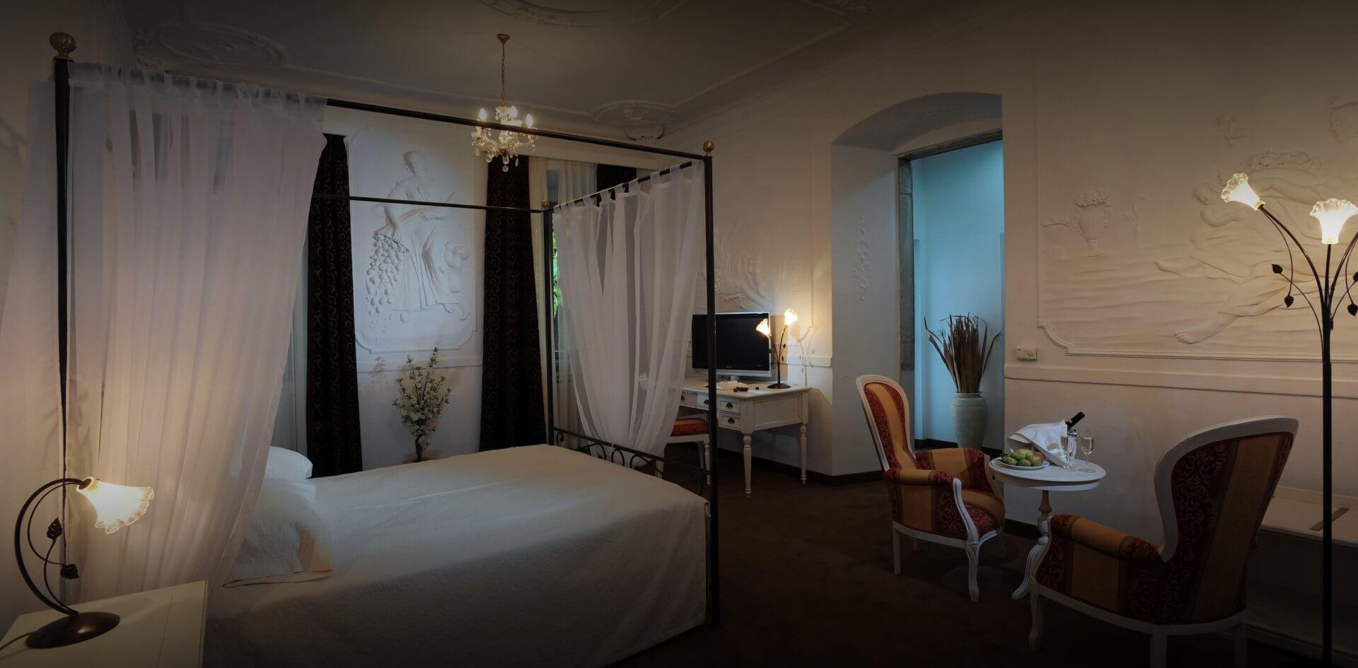 Hotel Kastel Motovun accommodation