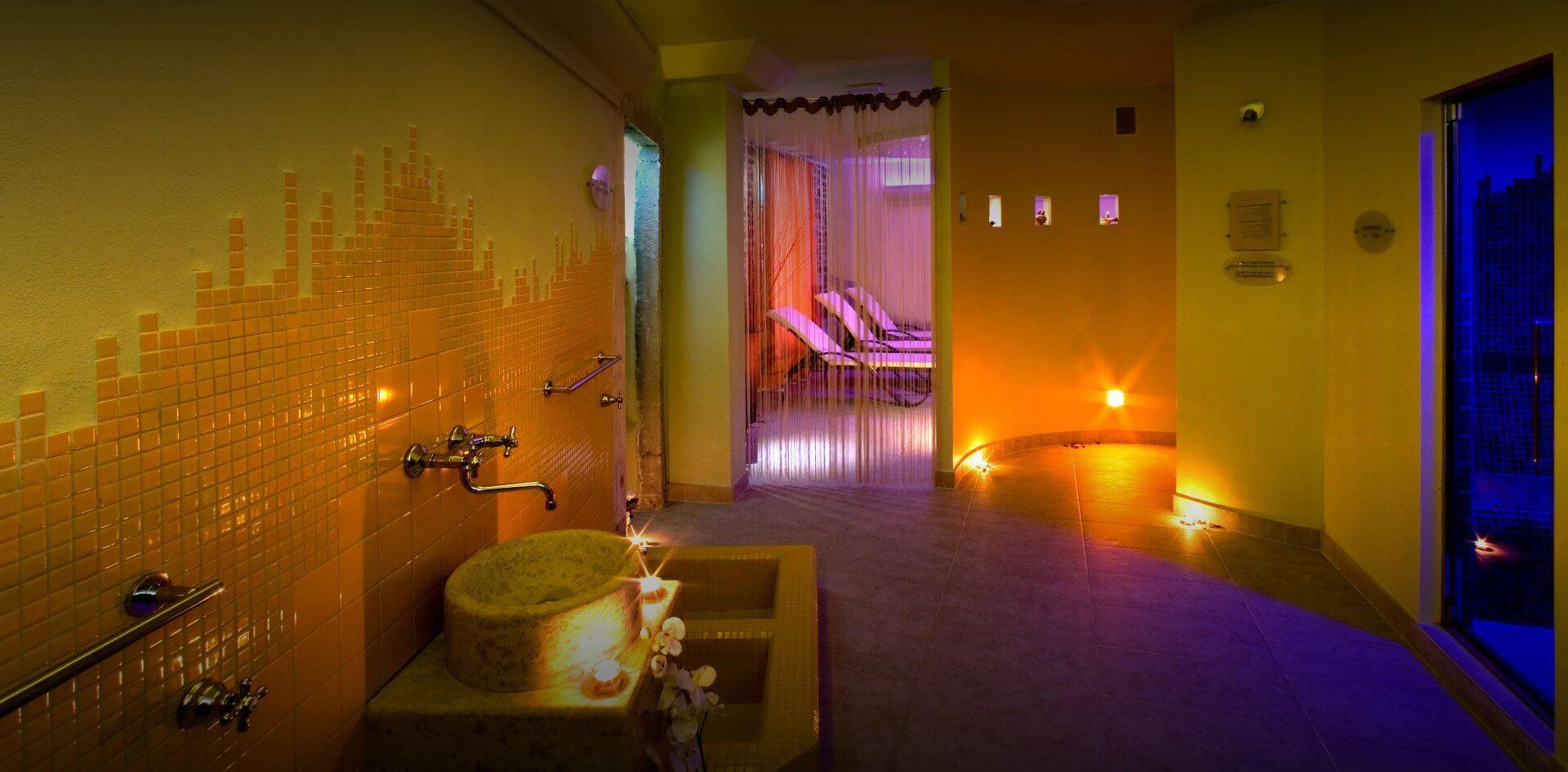 Hotel Kastel Motovun wellness